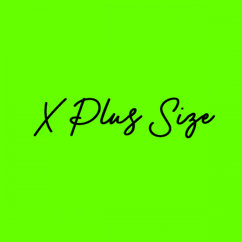 X Plus Size