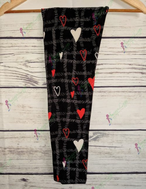 Stitched Love Kids leggings