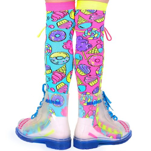 Candy Land kids socks