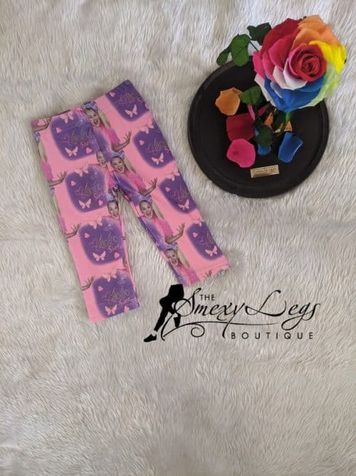 Little Ones Jojo Printed Baby Leggings