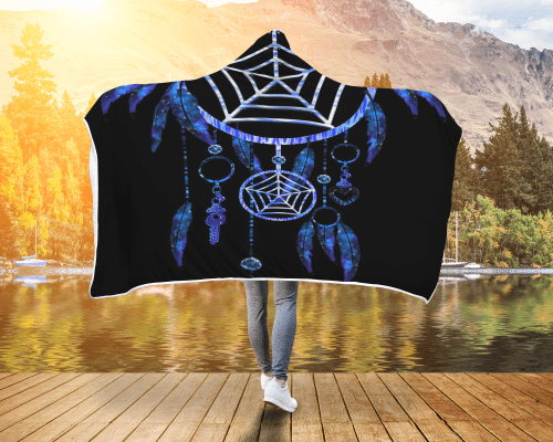 Universal Dream Hooded Blanket