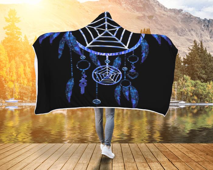 Universal Dream Hooded Blanket