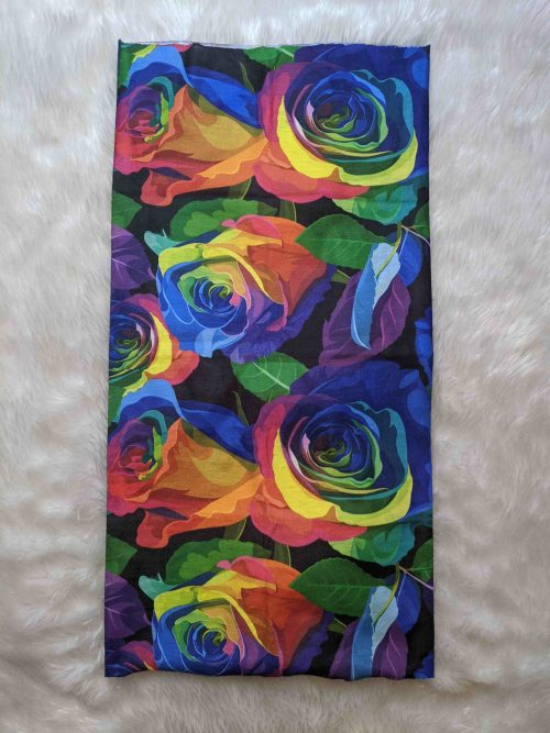 Rainbow Rose RockaBana