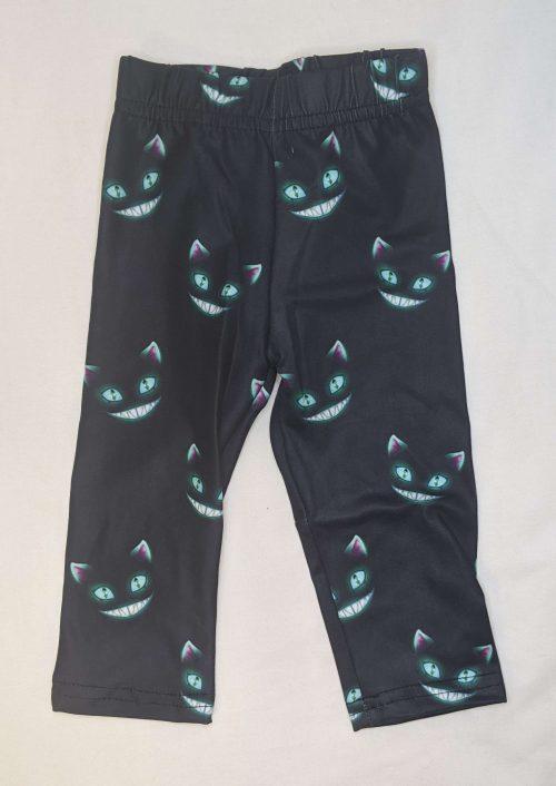 Cheshire Smile Printed Baby & Toddler Leggings