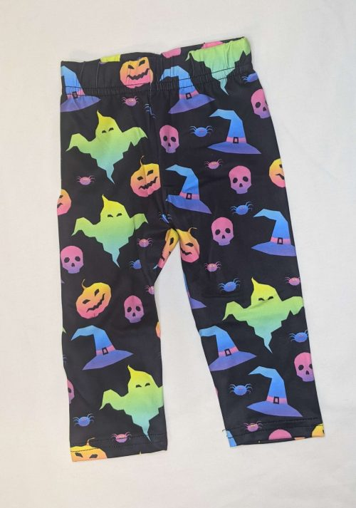 Fluro Fright Printed Baby & Toddler Leggings