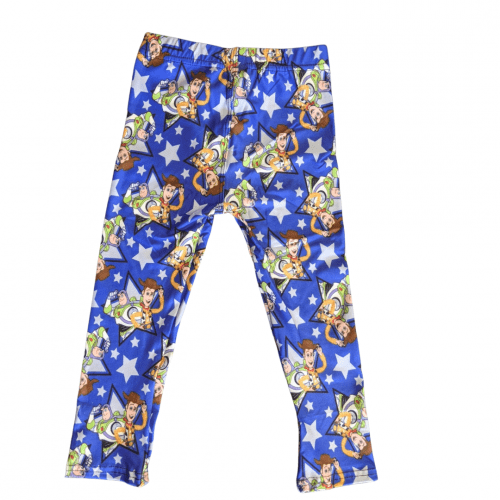 Buzz and Woody Printed Toddler2 Leggings
