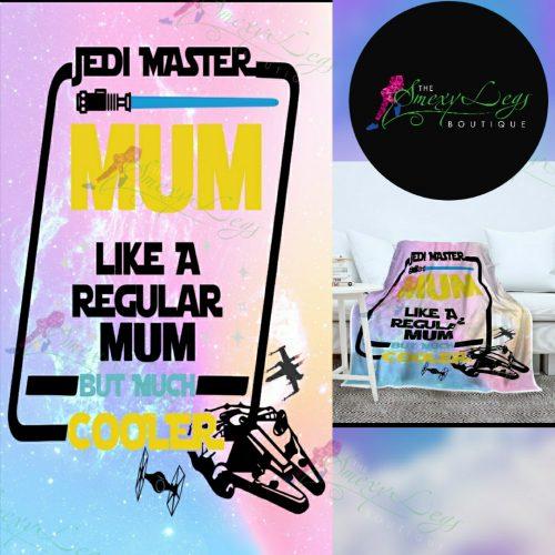 Jedi Mum Big Blanket *Preorder